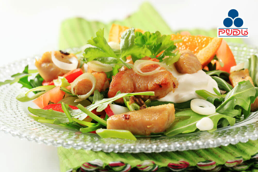 простые рецепты французских салатов
