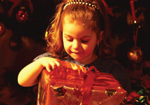 A fairy tale for kids-St. Nicholas Day