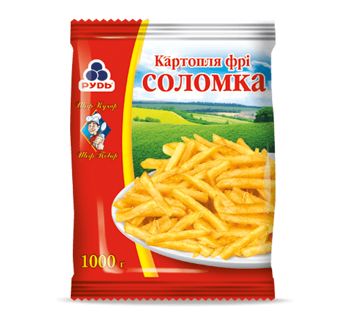 "«""Fried Potato Straws""» Frozen & chilled products"