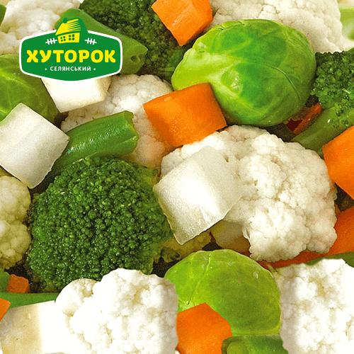 замороженная овощная смесь в мультиварке рецепты с фото