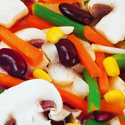 9 Component Vegetable Mix
