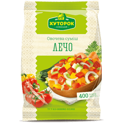 "«""LESCO"" VEGETABLE MIX»"
