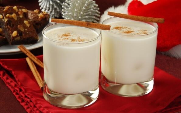 Коктейль «Молочно-медовый»