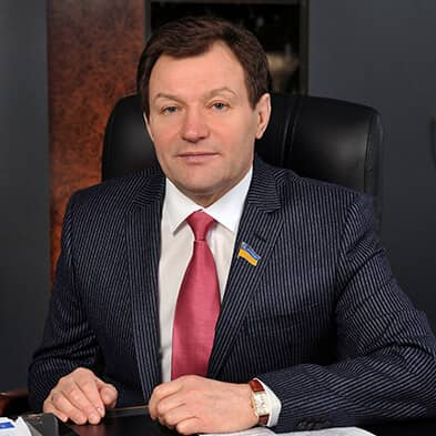 Interview with the chairman of the board of Zhytomyr Butter Plant JSC
