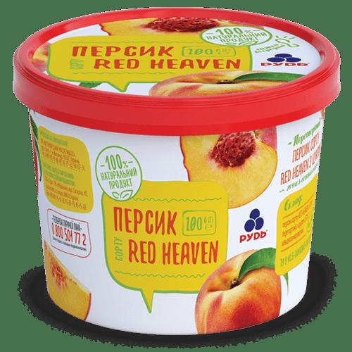 Морозиво «Заморожене пюре «Персик Red Heaven»»