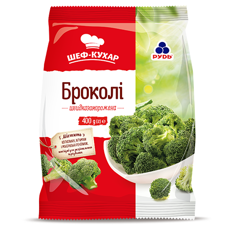 "«""Broccoli""» Frozen & chilled products"