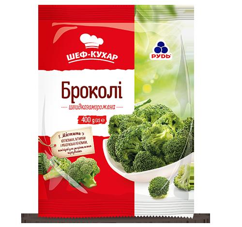 Замороженные продукты «Брокколи»