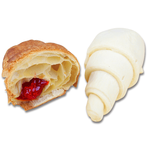 Strawberry Filled Croissant HoReCa ТМ «Rud»