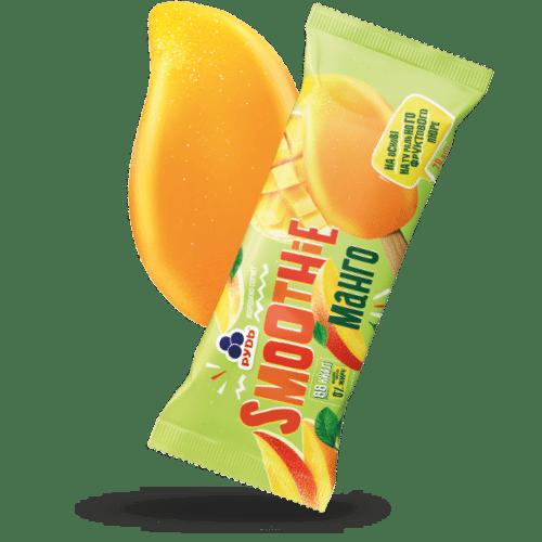 Морозиво-смузі «Smoothie Манго» від ТМ «Рудь»