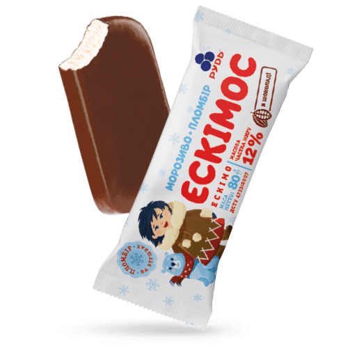 «Ескімос в шоколаді»