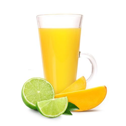 Замороженный чай «Манго-лайм»