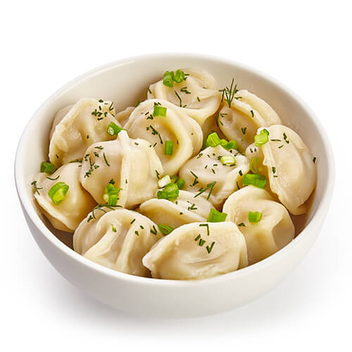 Chef's Special Dumplings with Mushroom Filling HoReCa ТМ «Rud»
