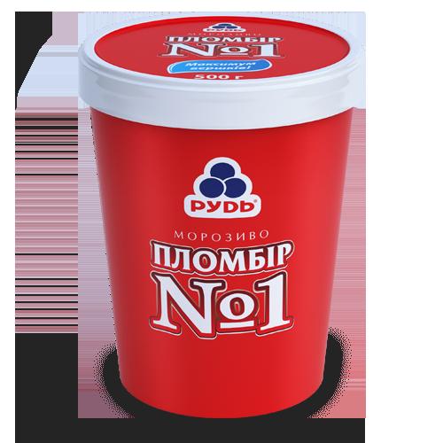 Мороженое ««Пломбир №1»»