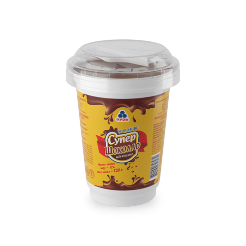 Мороженое ««Супершоколад»»