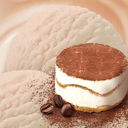 М'яке морозиво «Тірамісу»