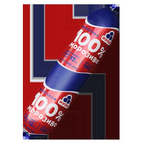 «100% морозиво» 0,5 кг