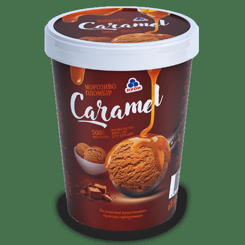"Морозиво «""Сaramel""»"