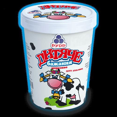 Мороженое ««Детское желание»»