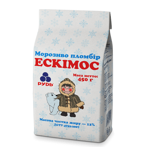 «Ескімос» 0,45 кг