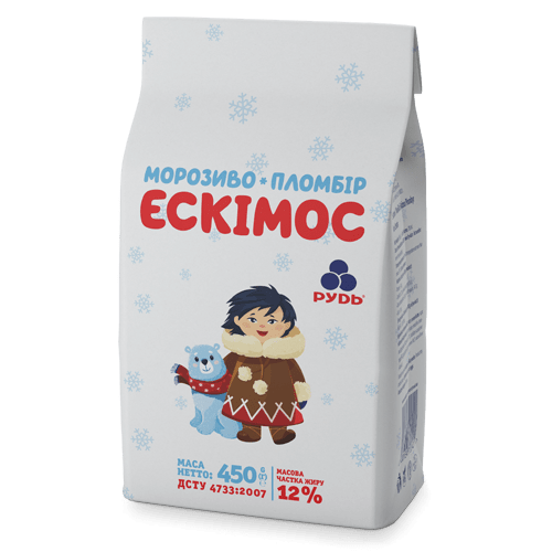 "«""The Eskimos""» Ice Cream"