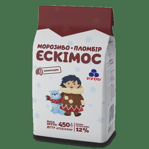 "«""Eskimos"" Chocolate» Ice Cream"