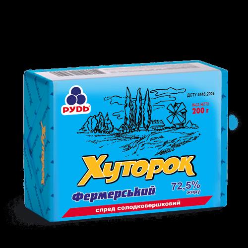 "«""Farmer's Khutorok""» Products"