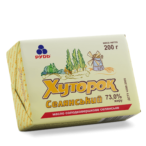 "«""Khutorok Selyans'kiy""» Products"