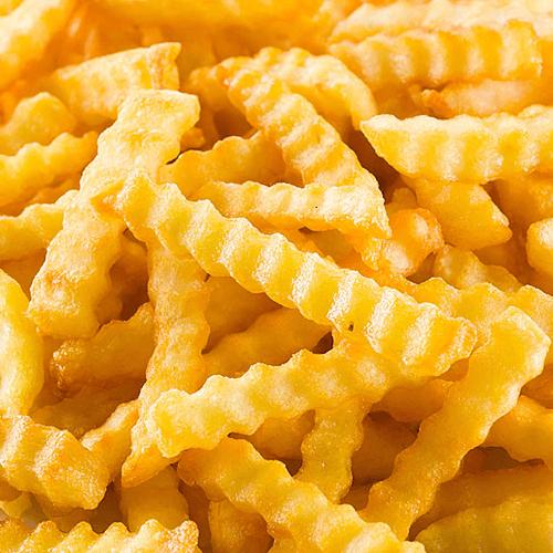 Картопля фрі «Валей Фарм» хвиляста HoReCa від ТМ «Рудь»
