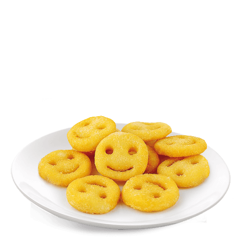 """Posmishka"" (A Smile) Potato Products HoReCa ТМ «Rud»"