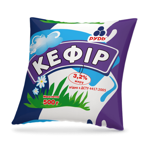 «Kefir 3.2%» Dairy products