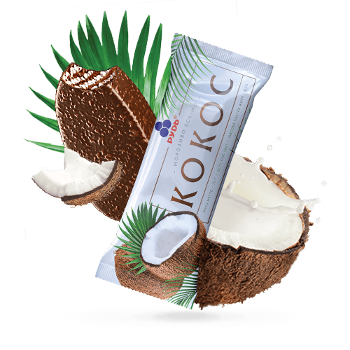 ««The Coconut»» Ice Cream