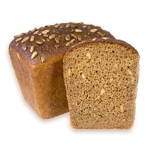 Хлеб Львовский заварной с семечками HoReCa от ТМ «Рудь»