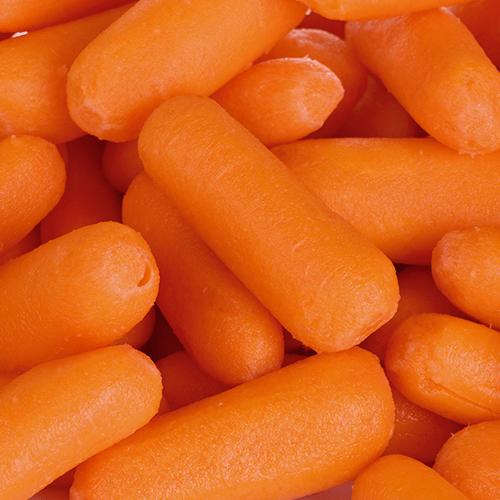 Морква заморожена