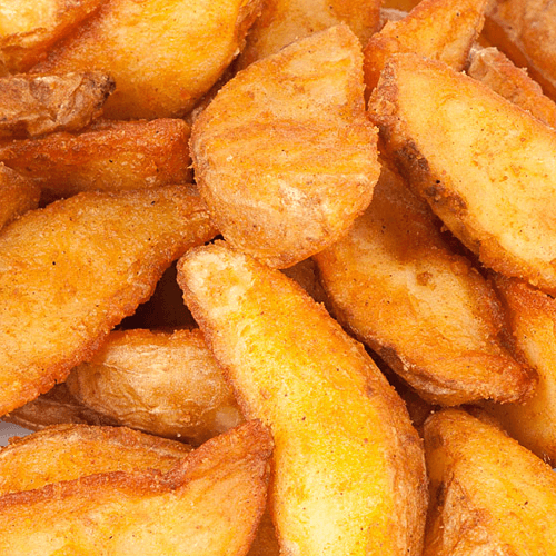 """McCain"" Breaded Seasoned Potatoes HoReCa ТМ «Rud»"