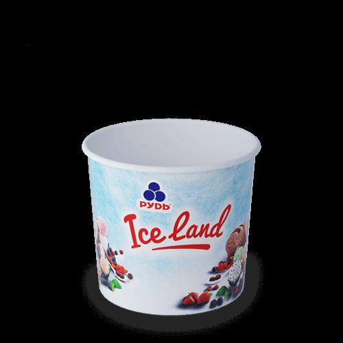 Картонні стакани для морозива