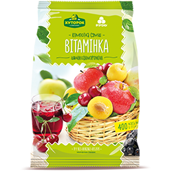"«""VITAMINKA"" FRESH-FROZEN COMPOTE MIX»"