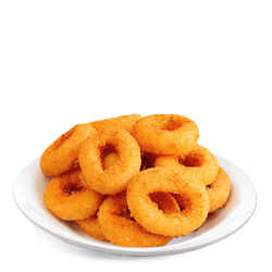 Bread-Crumbed Onion Rings HoReCa