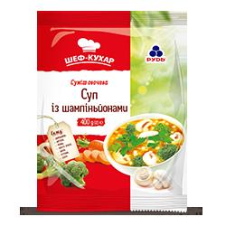 «Суп из шампиньонов»