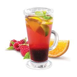Замороженный чай «Малина-апельсин»