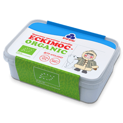 ««THE ESKIMOS - ORGANIC» – IN TRAY CONTAINER»