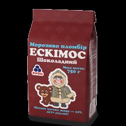«Ескімос шоколадний» 0,75 кг