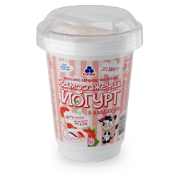 «Strawberry Yoghurt»