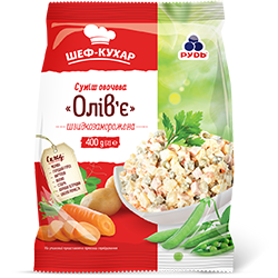 "«""Olivier"" Vegetable Mix»"