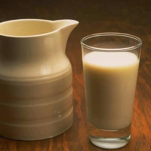 Рецепт топленого молока