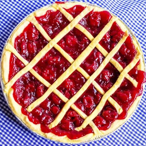 Вишневый пирог. Рецепт пирога из замороженной вишни