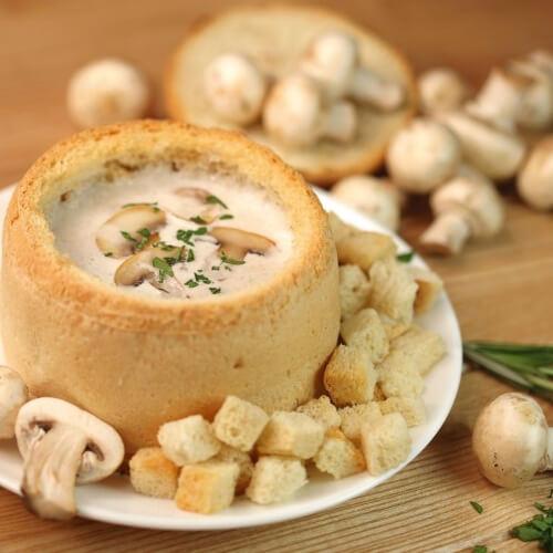 чеський суп полівка
