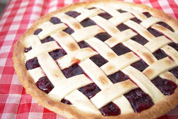 Пиріг «Вишневий»
