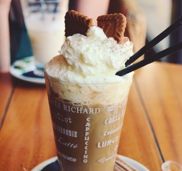 Десерт «Кофейный»