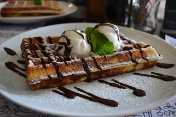 Десерт «Сюрприз»