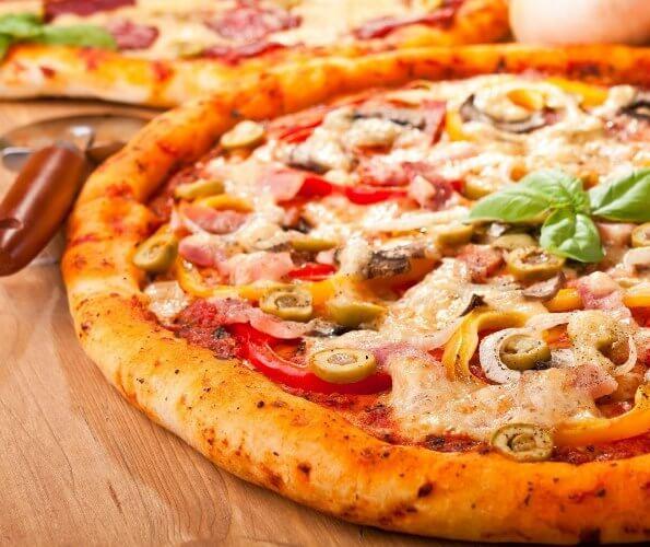 Рецепт итальянской пиццы